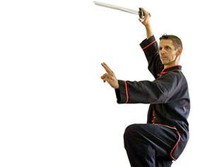 Tai Chi - Sword